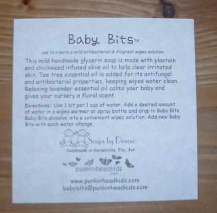 Baby Bits Description